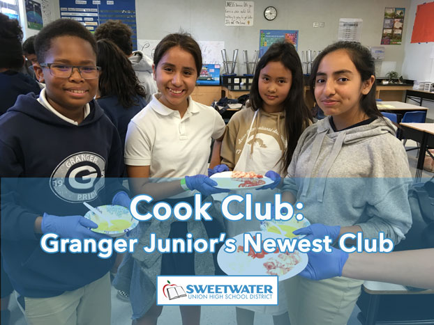 Cook Club at Granger Junior High