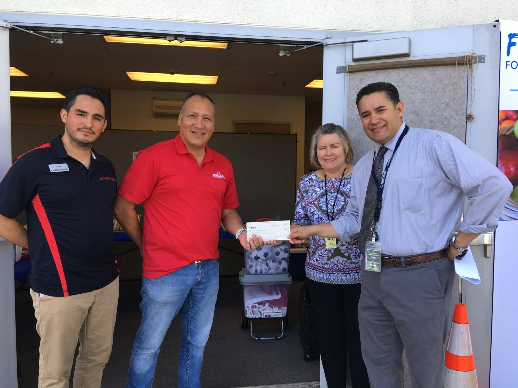 Mission Federal donated to Sweetwater Union HSD