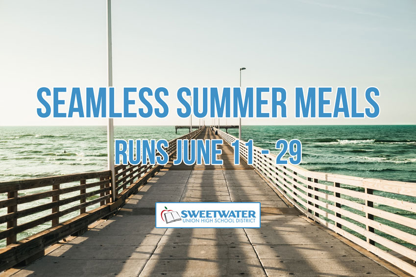 SUHSD seamless summer meals program