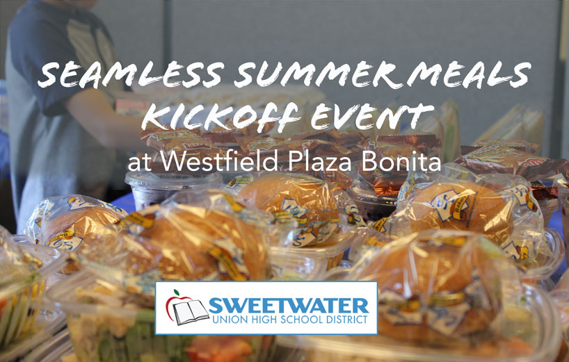 Summer Meals Kickoff Event